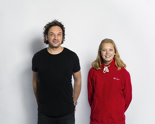 Aki-Pekka Sinikoski & Astrid Sinikoski